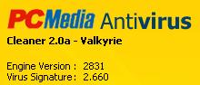 PCMAV 2.0a - Valkyrie