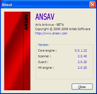 ansav beta 2.0.40