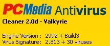 antivirus pcmav 2.0d update build 3