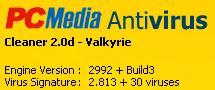 antivirus pcmav 2.0d update build 3